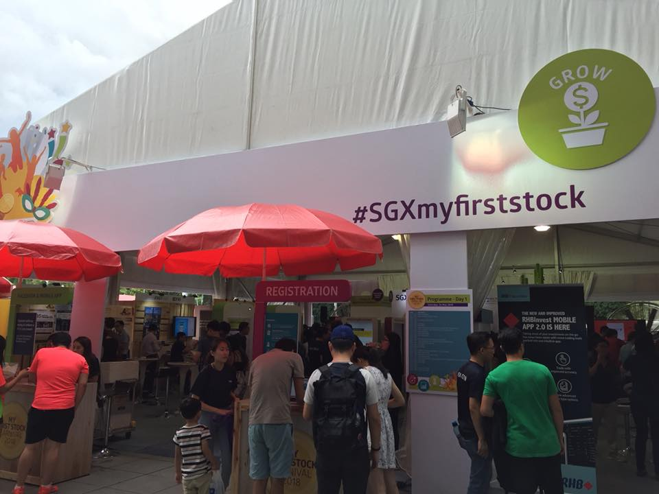 SGX My First Stock Carnival